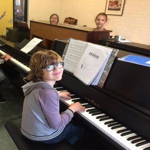 Piano- en Muziekpraktijk Margot Bierman image 1