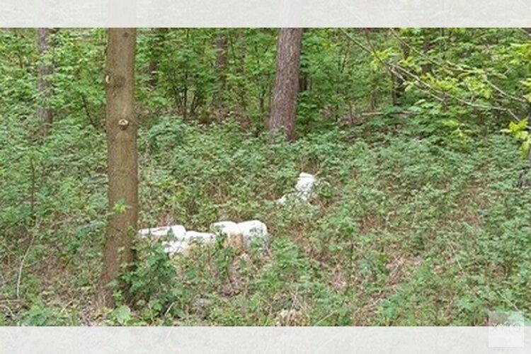 Politie zoekt getuigen van dumpen vaten met vermoedelijk drugsafval