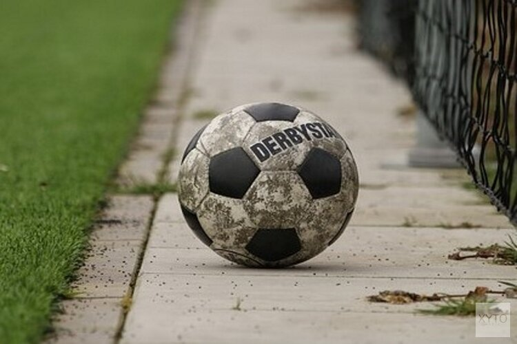 VVSB wint derby in Lisse