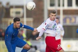 Noordwijk en AFC delen de punten