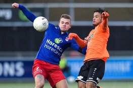 Noordwijk velt Jong FC Volendam in laatste half uur
