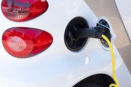 Oplaadpunten elektrische auto's
