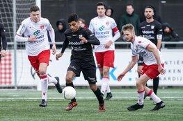 Noordwijk laat GVVV ontsnappen in slotfase