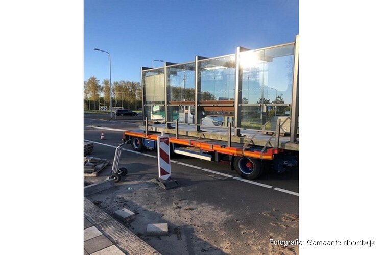 Eerste HOV-haltes gereed