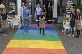 Regenboogpad Noordwijkerhout officieel geopend