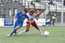 Noordwijk en AFC delen de punten bij competitiestart