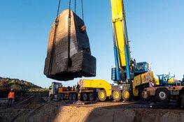 30 ton cultureel erfgoed veiliggesteld