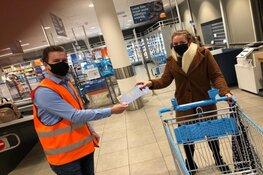 Noordwijkse detailhandel ondersteunt actie Aandacht voor elkaar
